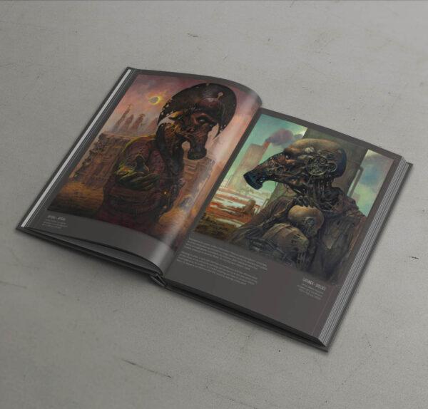 """Dariusz Zawadzki - Album """"Obrazy/Paintings"""""""